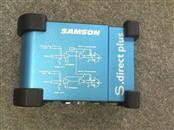 SAMSON Electronic Instrument S DIRECT PLUS